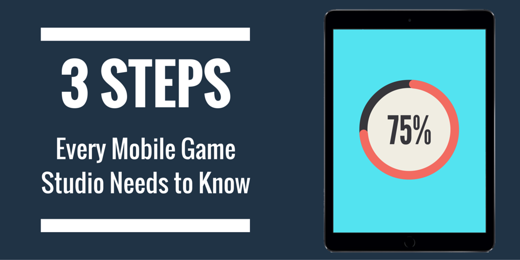 3 Steps Every Game Studio Should Know Before Launching
