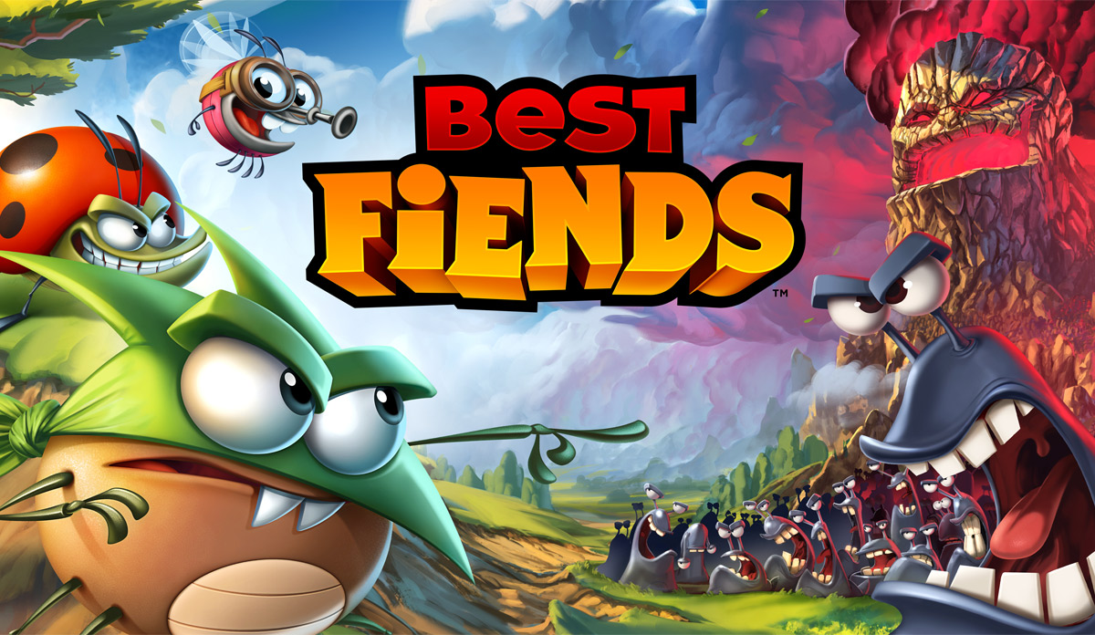 Скачать best fiends: forever 2. 5. 1 для android.