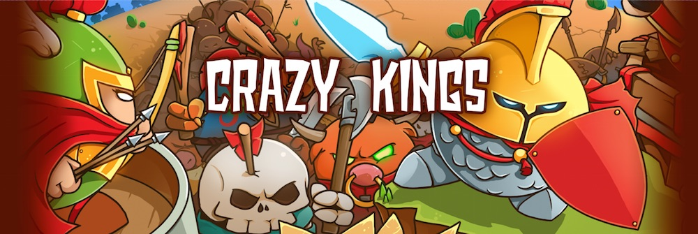Crazy Kings: Long-term testing with PlaytestCloud