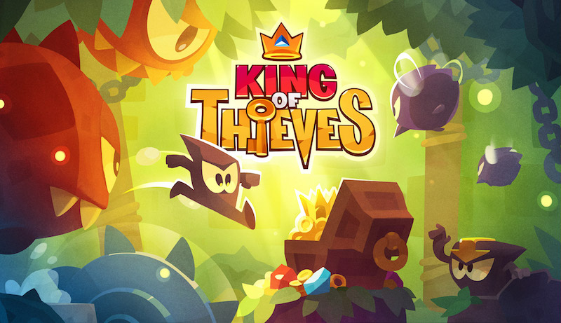 Zeptolab's King of Thieves was tested with PlaytestCloud