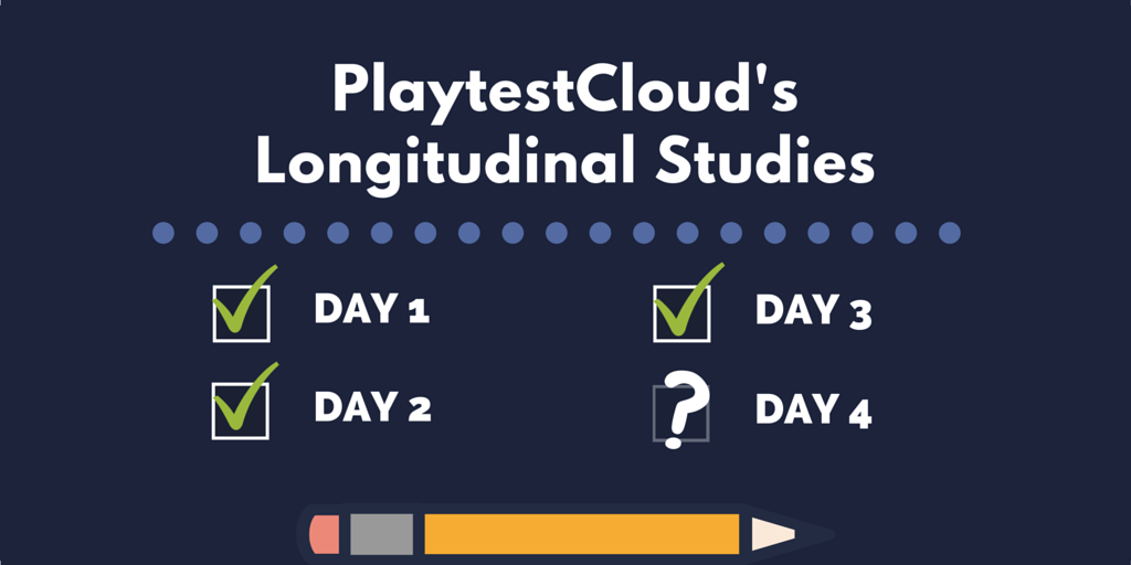 Longitudinal Studies on PlaytestCloud: Learn how to keep your players coming back