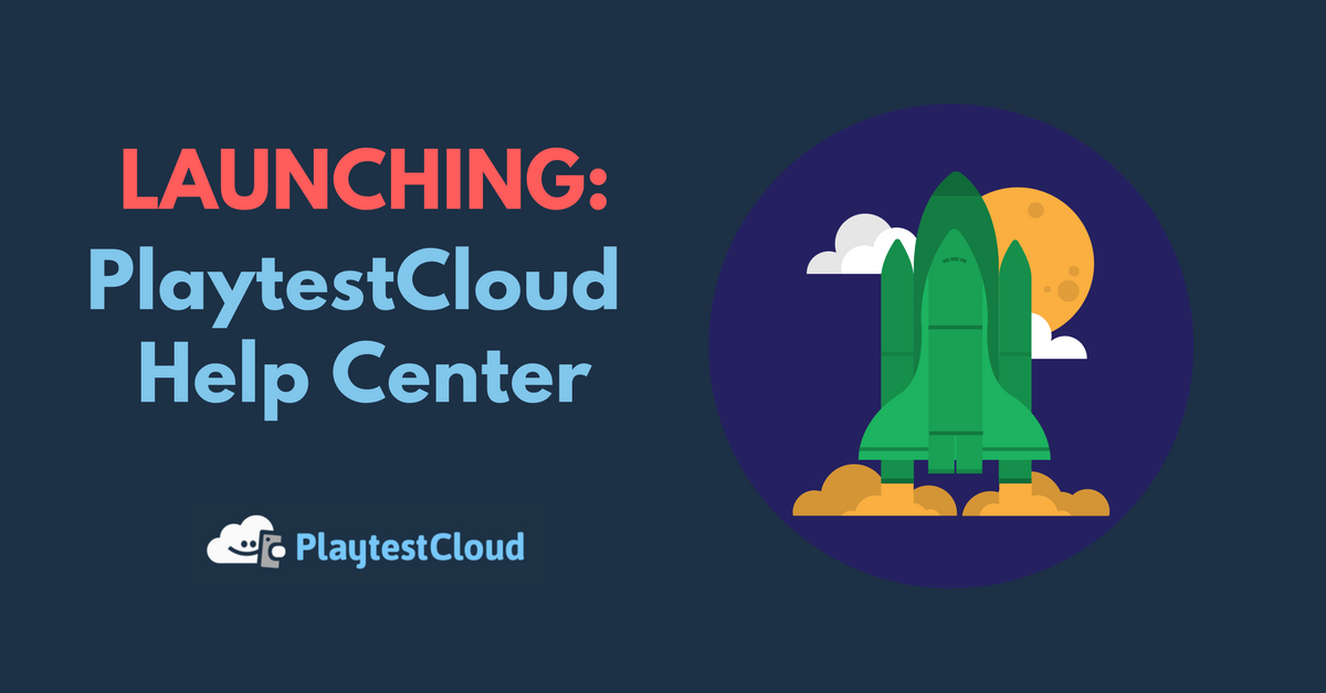 Introducing the PlaytestCloud Help Center