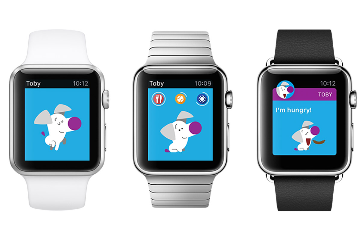 Toby for Apple Watch was tested with PlaytestCloud