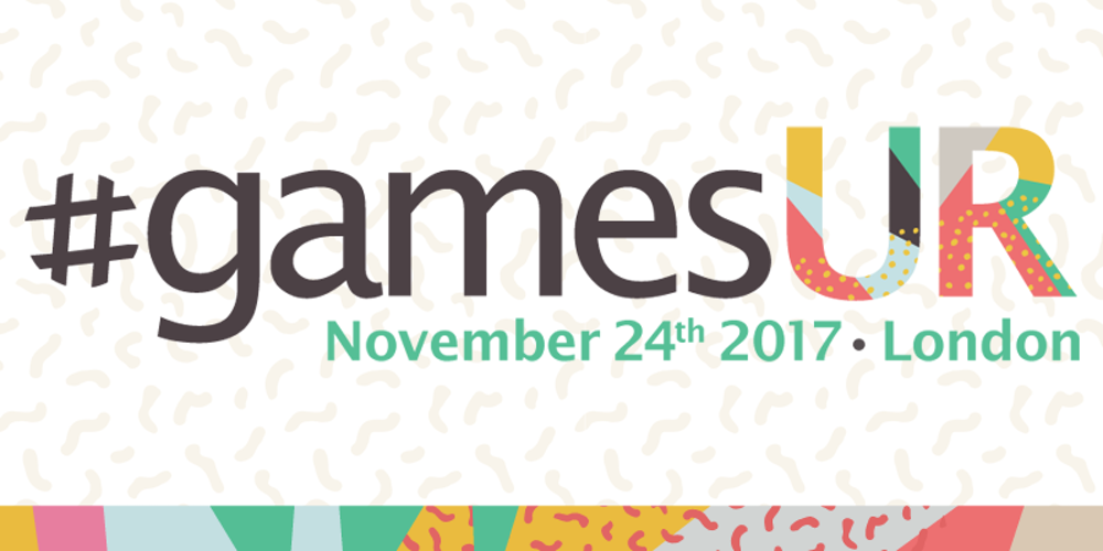 #gamesUR EU Summit 2017 in London – We'll Be There!