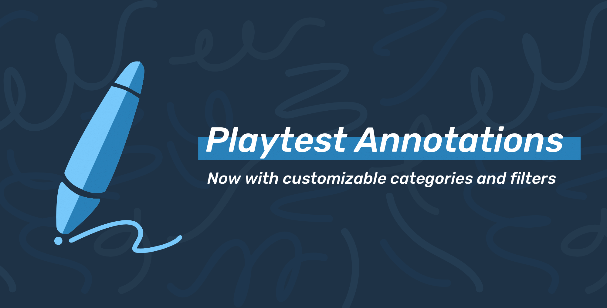 We redesigned our annotation system
