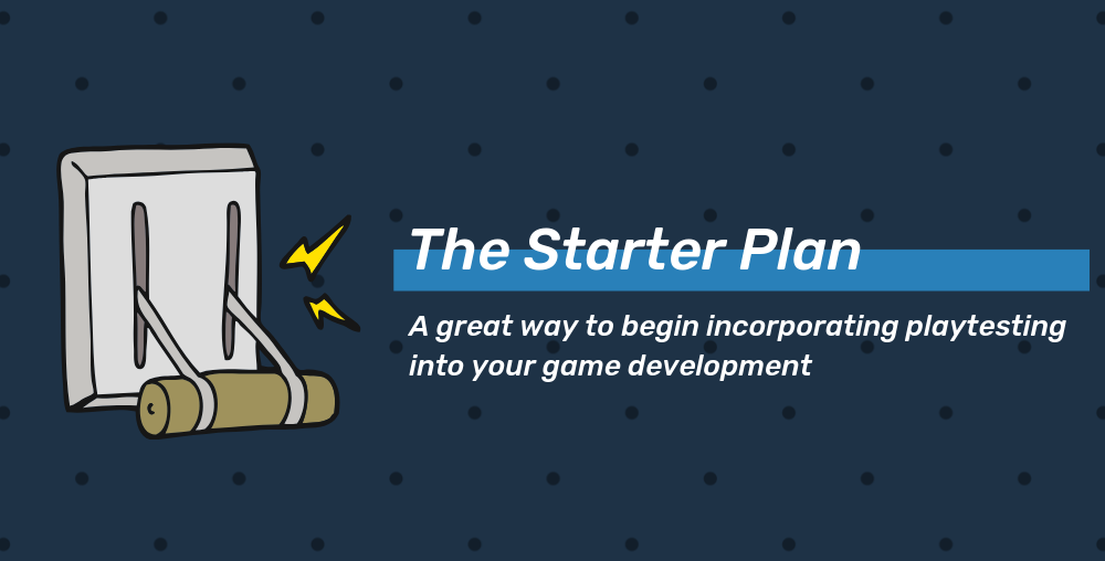 PlaytestCloud Subscriptions: The Starter  Plan