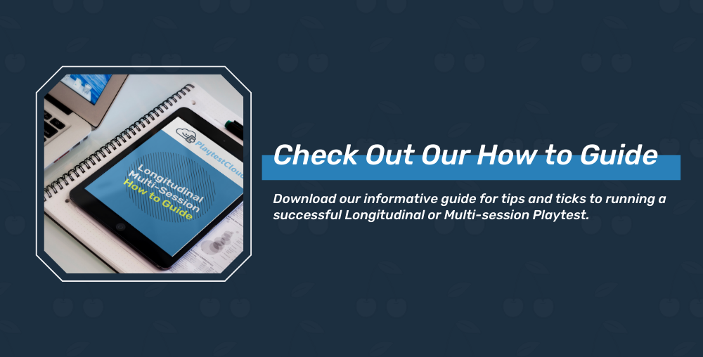 Our Multi-session / Longitudinal guide is now available for download!
