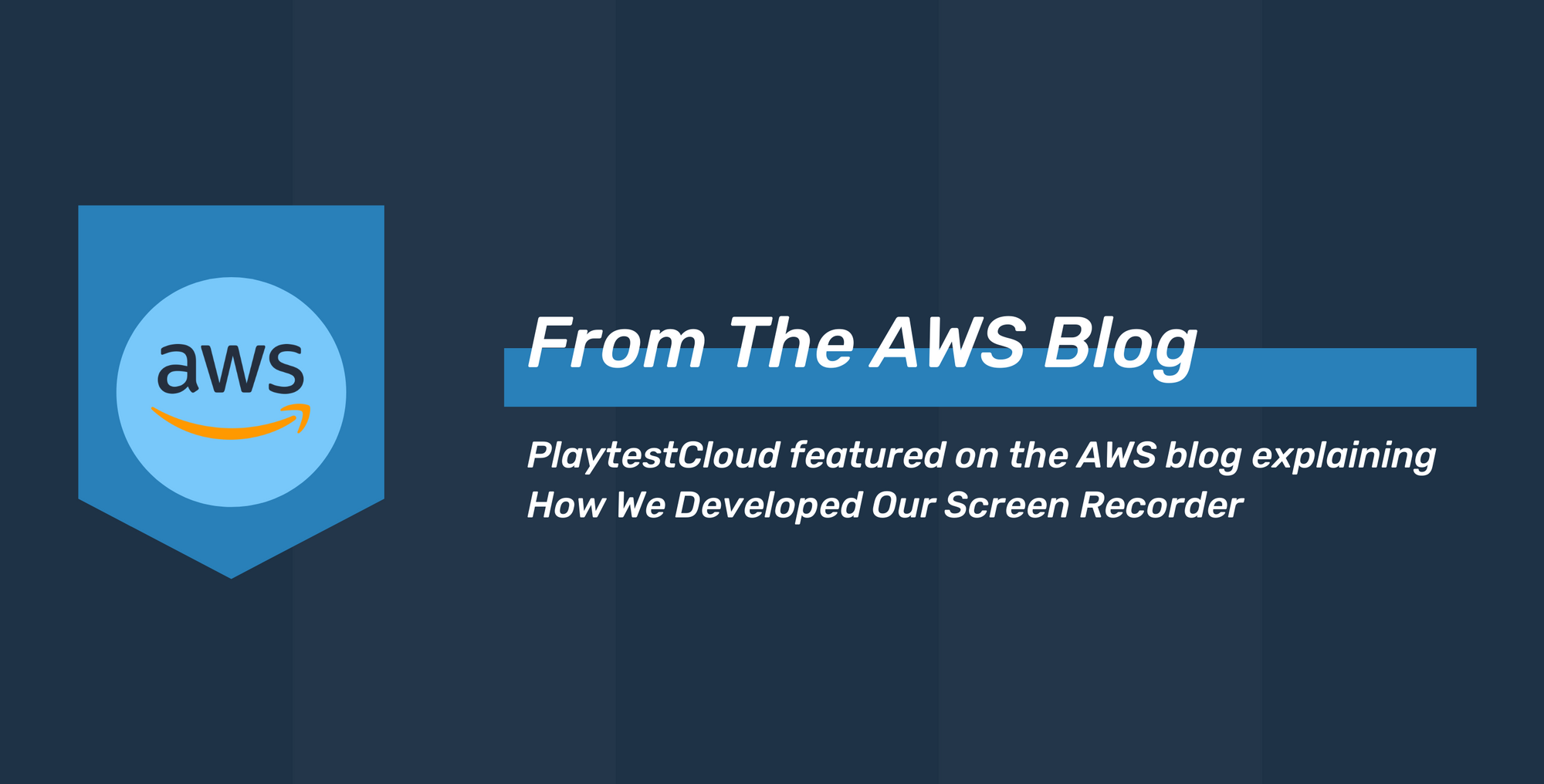 How PlaytestCloud uses AWS Device Farm to save a week of developer time per month