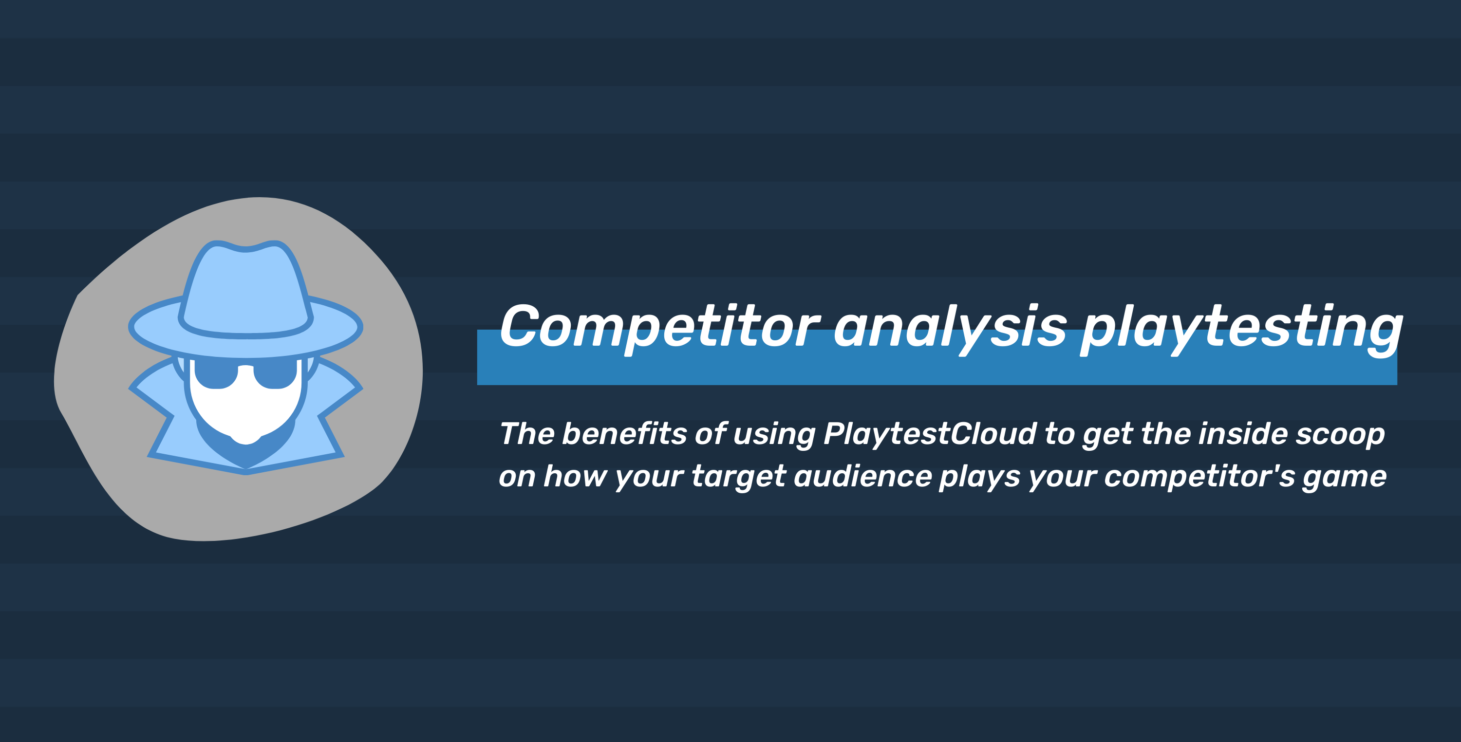 Competitor Analysis Playtesting