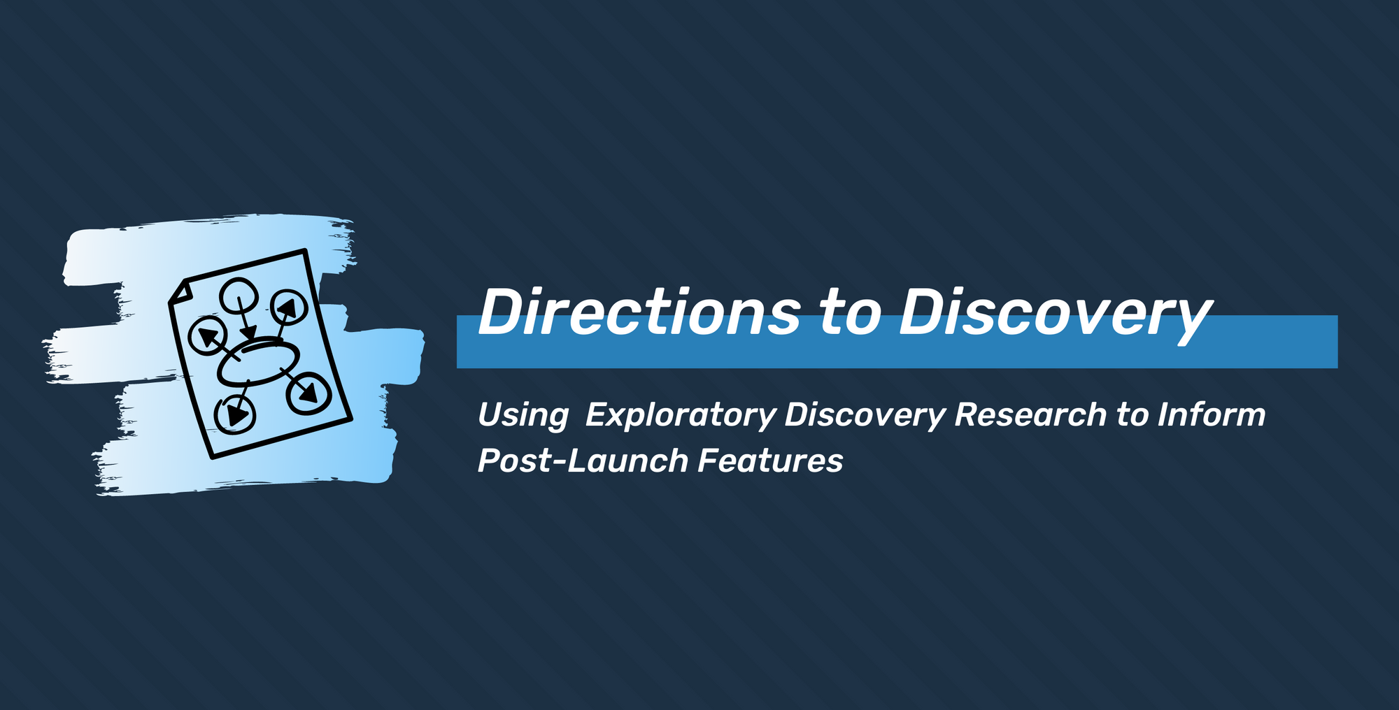 Directions to Discovery