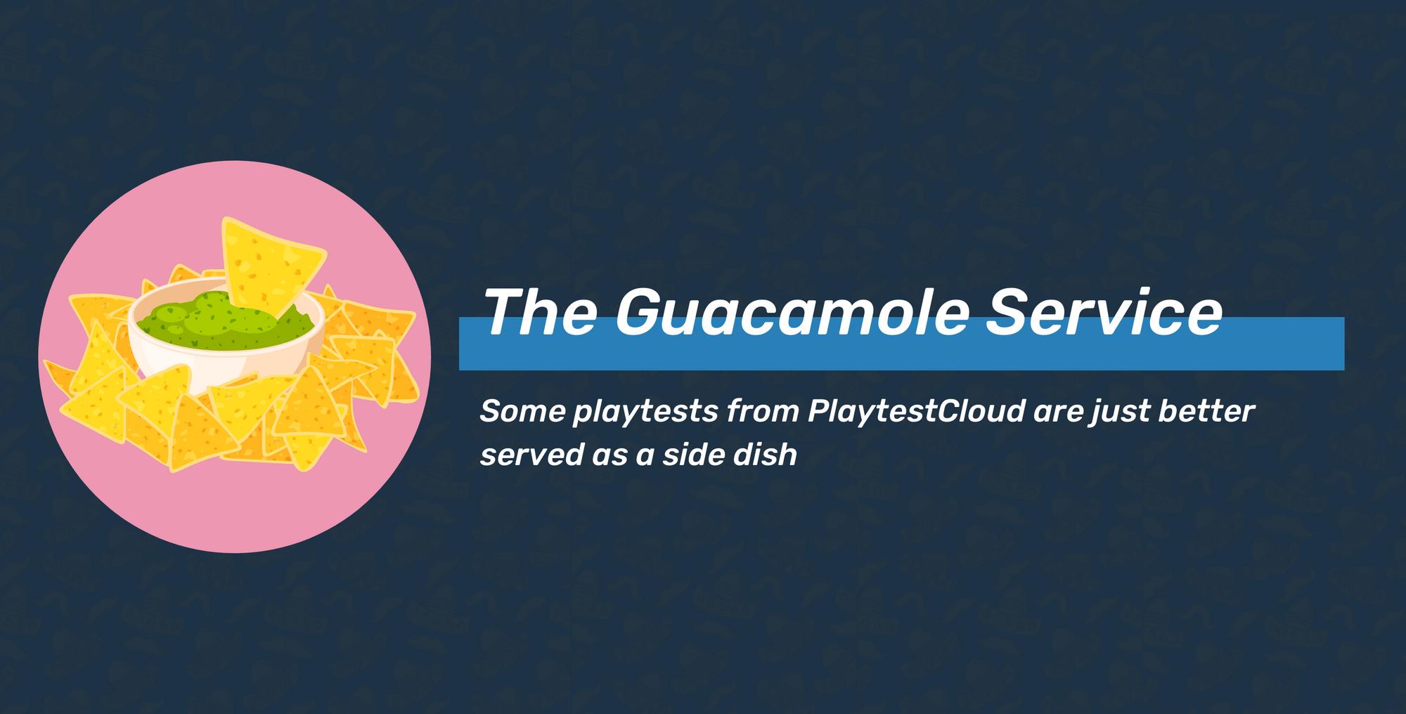 The Guacamole Service
