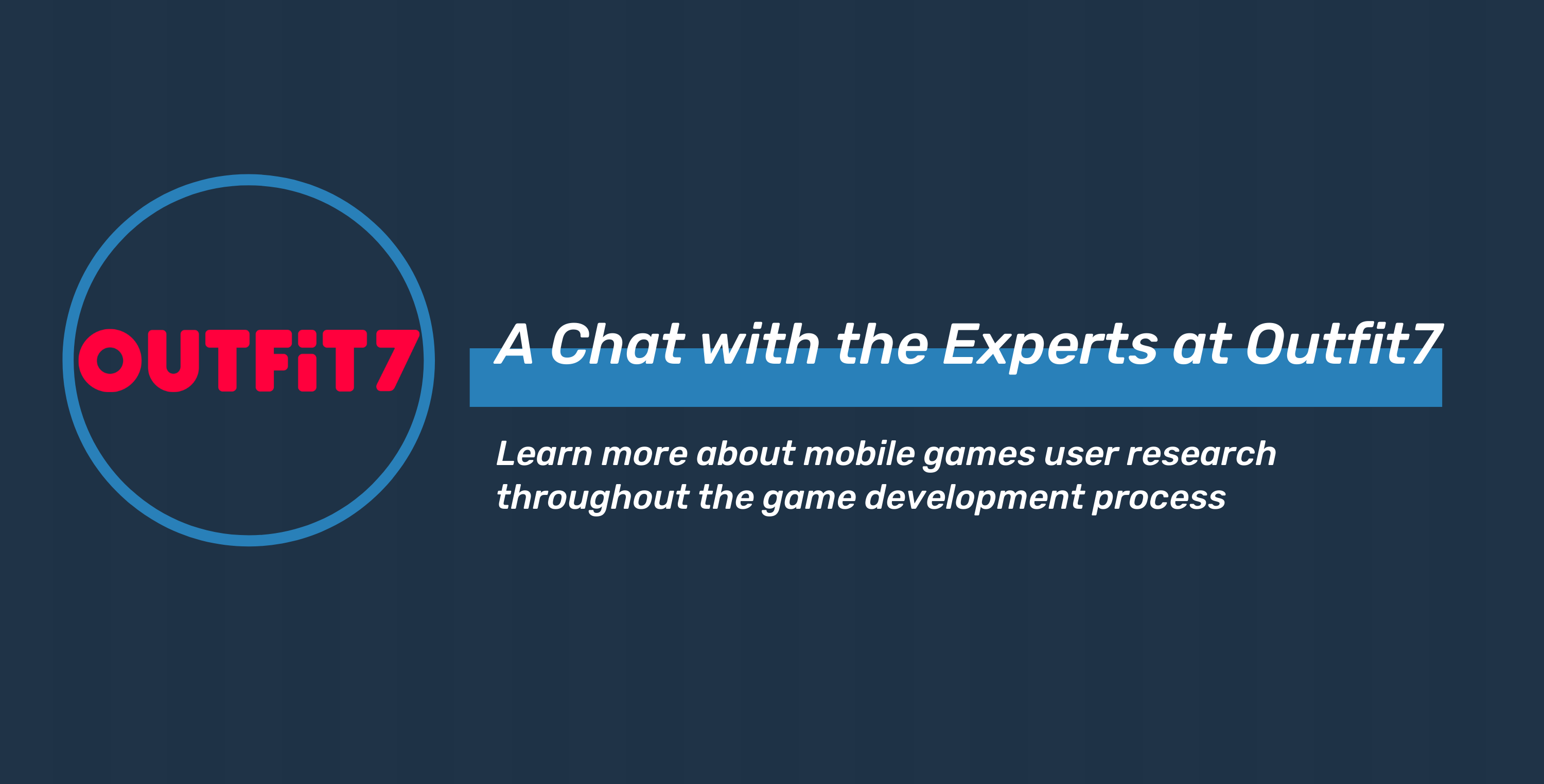 User Research Throughout the Game Development Process